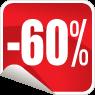 Zľava 60%